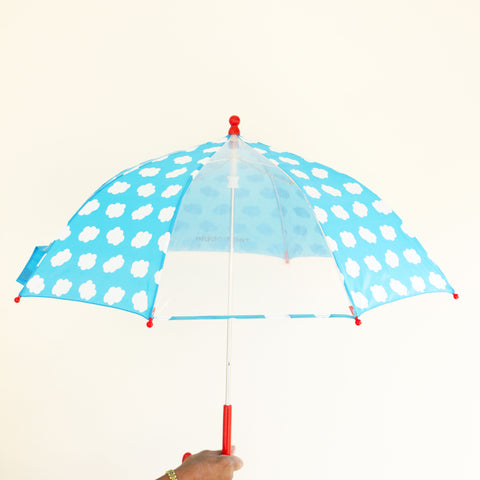 Blue Cloud Umbrella - Little Me Little You