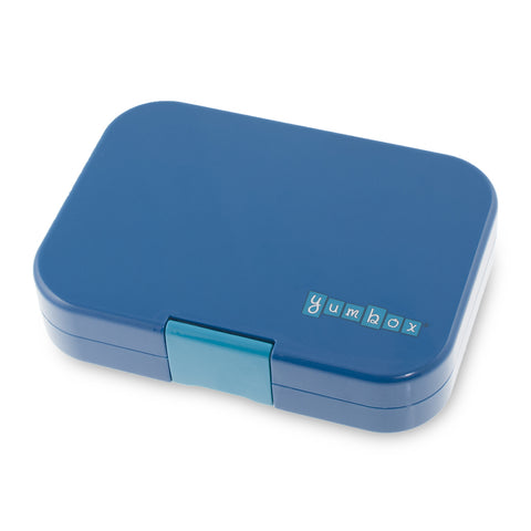 Yumbox Panino Lunchbox - Empire Blue - Little Me Little You