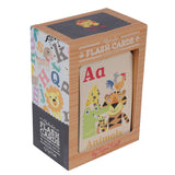 Flash Cards - Animal ABC - Little Me Little You