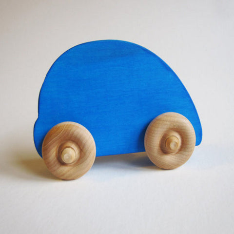 Wooden Beetle Car - Little Me Little You