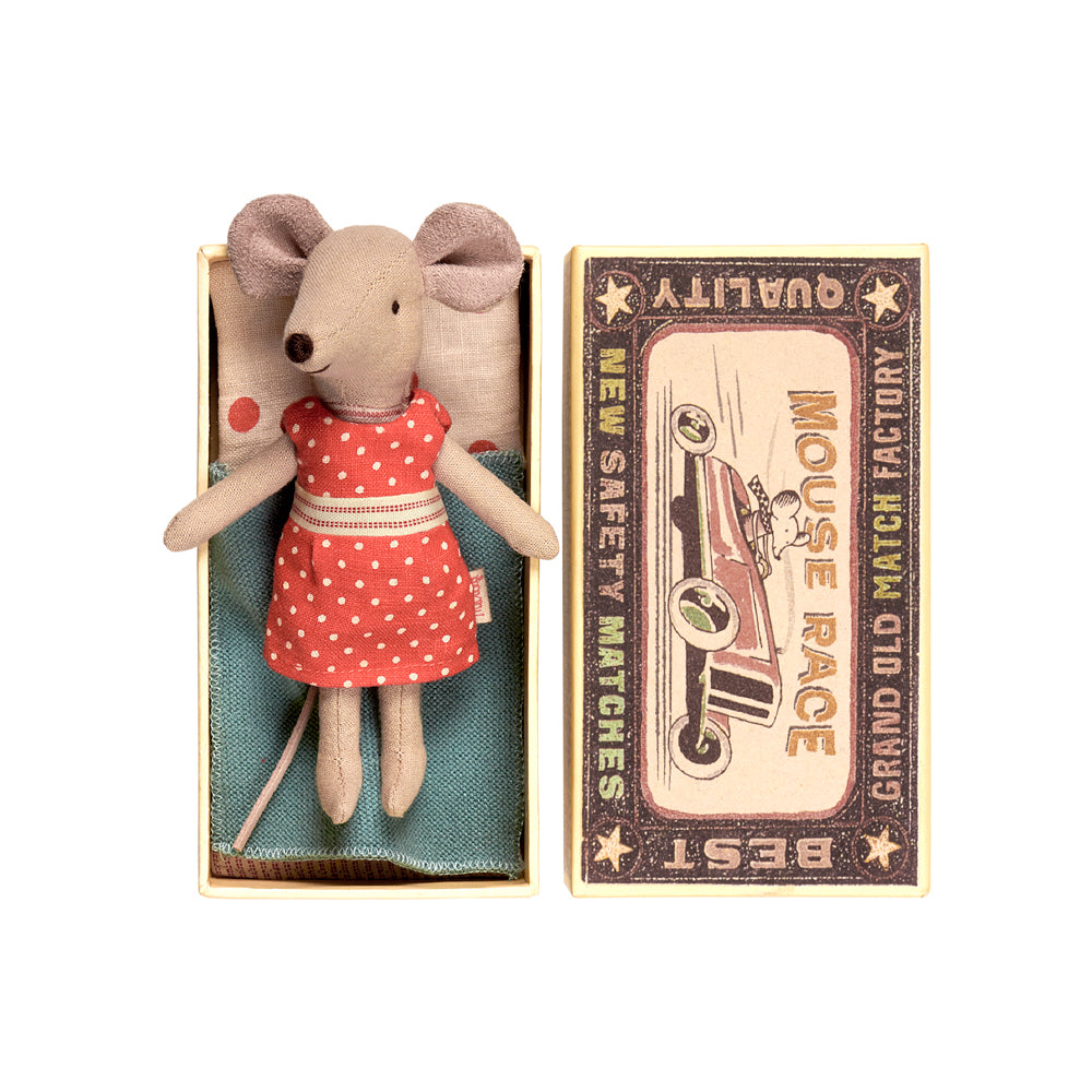 Mouse Big Sis in a Box - Little Me Little You