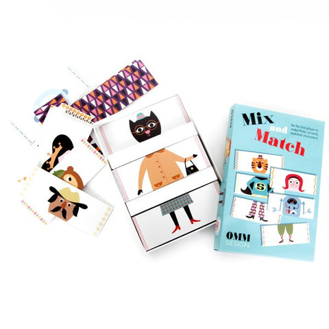 Mix and Match game set - Little Me Little You