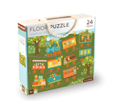 Floor Puzzle - Count on the Train - Little Me Little You