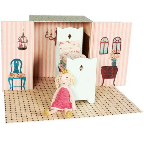 The Princess and The Pea Bed Set in a box - Little Me Little You