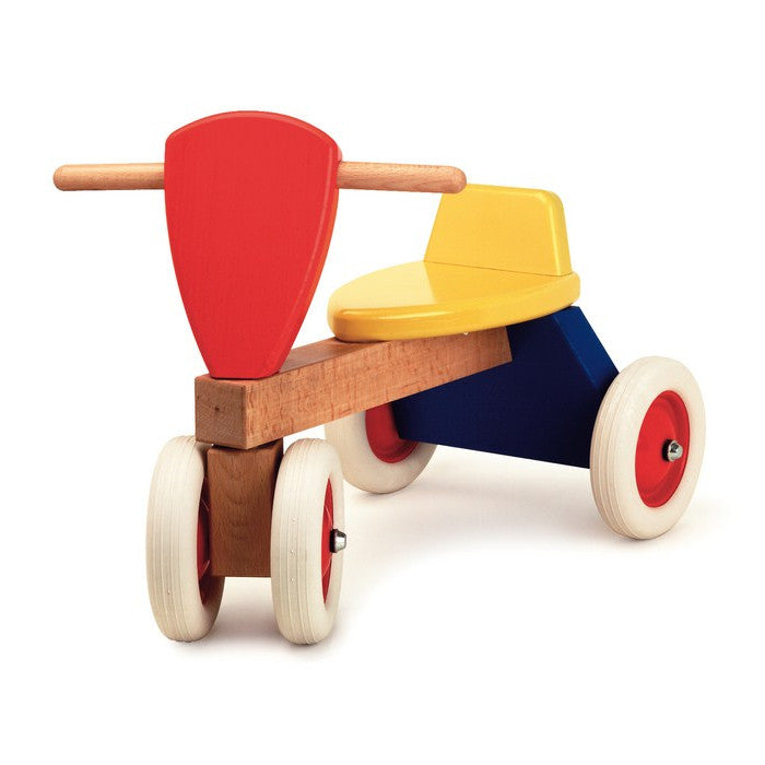 Egmont Wooden Sit and Ride - Little Me Little You