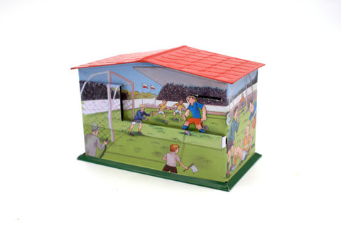 Classic Soccer Money Box - Little Me Little You