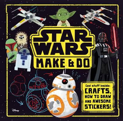 Star Wars Make & Do Activity Book