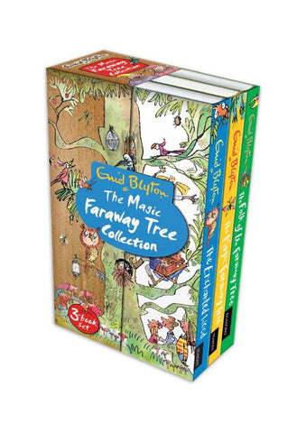 The Magic Faraway Tree Collection Slipcase by Enid Blyton - Little Me Little You