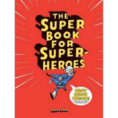 The Super Book for Super Heroes - Little Me Little You