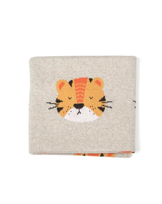 Tiger Baby Blanket - Little Me Little You
