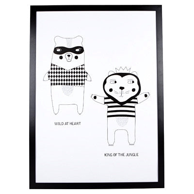 Wild Ones Print - Little Me Little You