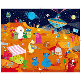 Junior 100 Piece Alien Puzzle & Book - Little Me Little You