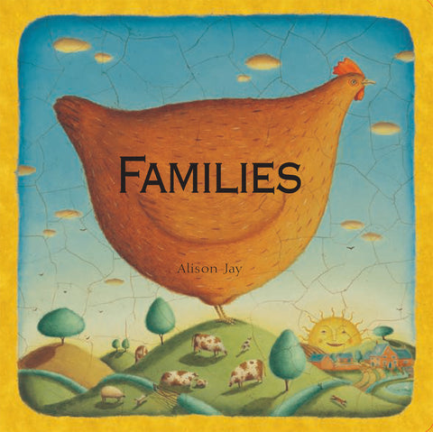 Alison Jay's Families - Little Me Little You