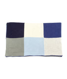 Patchwork Blanket - Blue Mist - Little Me Little You