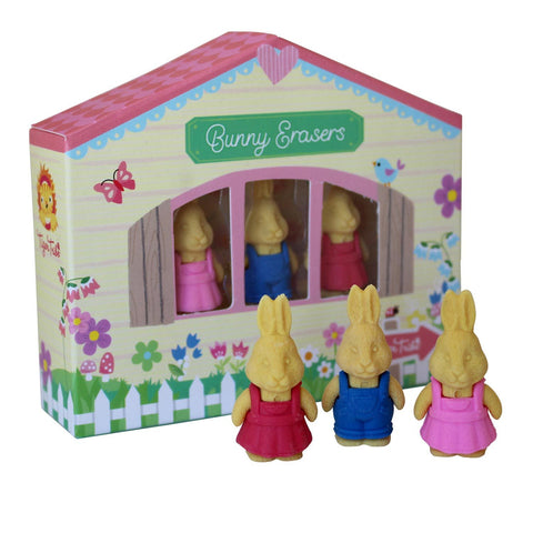 Bunny Erasers - Little Me Little You