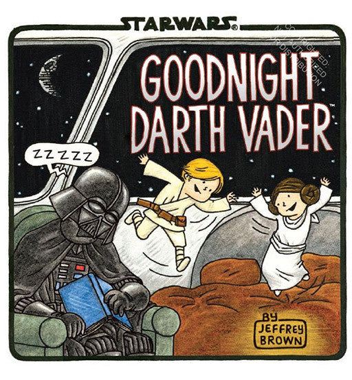 Good Night Darth Vader - Little Me Little You