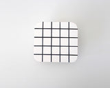 Removable Square Grid Wall Hook