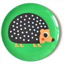 Hedgehog Plate - Little Me Little You