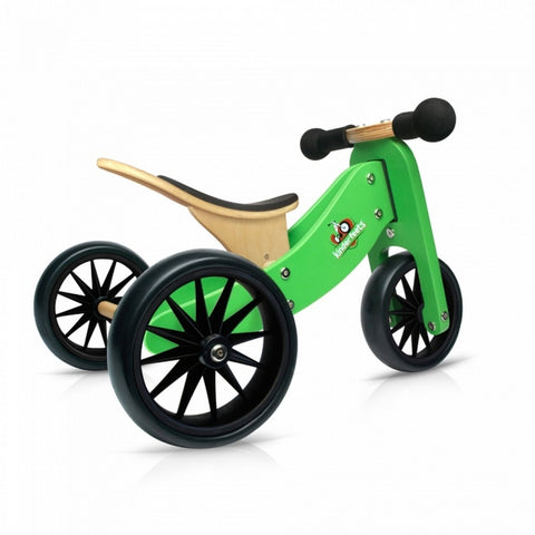 Kinderfeets Tiny Tot Trike - Green