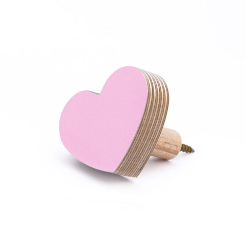 Little Heart Wall Hook (multiple colours available)