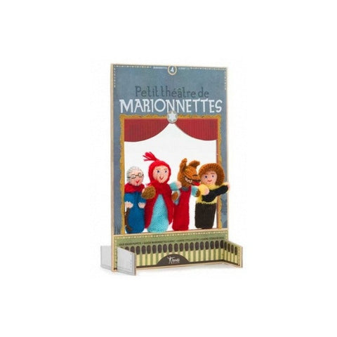 Petit Theatre de Marionettes - Little Red Riding Hood - Little Me Little You