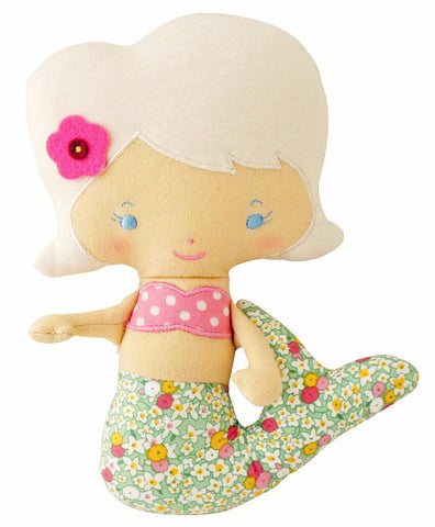 Mermaid Rattle - Daisy Apple - Little Me Little You