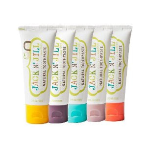 Organic Toothpaste - Little Me Little You