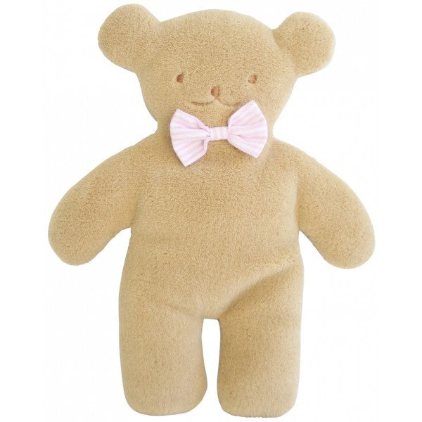 Pancake Snuggle Bear - Pale Pink - Little Me Little You