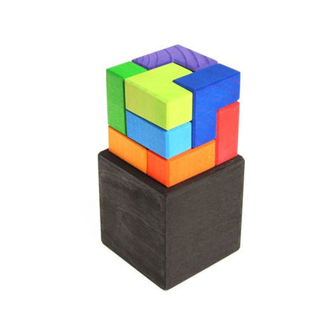 Right Angle Cube by Grimms - Little Me Little You
