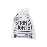 String lights - Pink - 5m