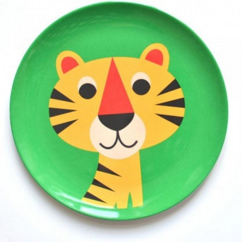Tiger Plate - Little Me Little You