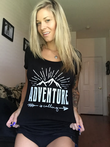Adventure is calling top