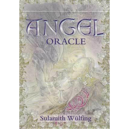 Angel Oracle deck and book by Ambika Wauters