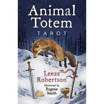 Animal Totem  Tarot Deck with Book - Earthly Alchemist
