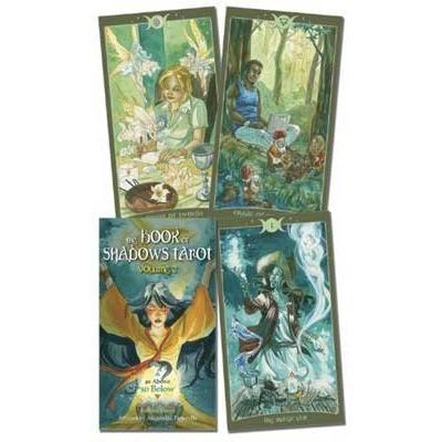 Book of Shadows Volume 2 Tarot Deck - Earthly Alchemist