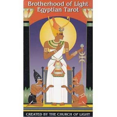 Brotherhood of Light Tarot Deck - Earthly Alchemist