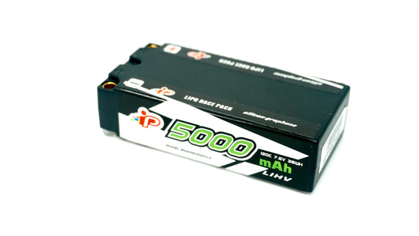 120C HV4 (2S) 5000mAh Shorty- Racing