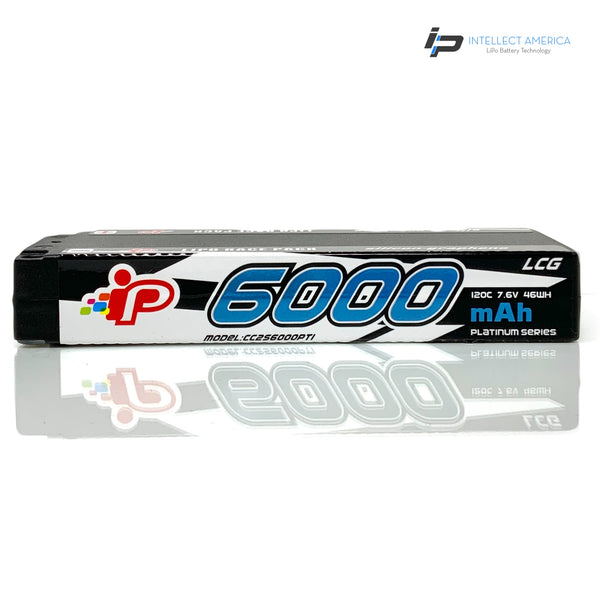 120C PT1 (2S) 6000mAh LCG Touring-car- Racing