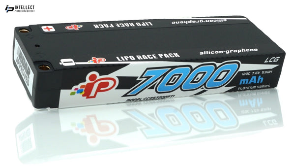 120C PT1 (2S) 7000mAh LCG - Touring-car-Modified