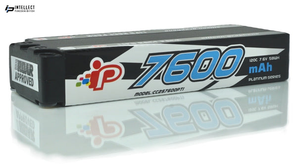 120C PT1 (2S) 7600mAh Long RT -TC-Light Weight