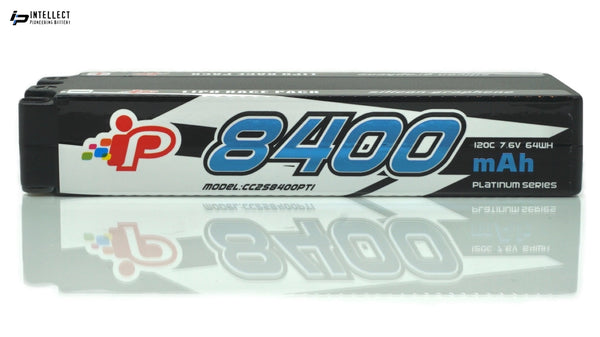 120C PT1 (2S) 8400mAh Hi Power - TC-Stock