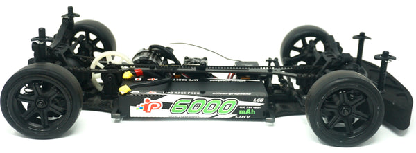 120C HV4 (2S) 6000mAh LCG Touring-car- Racing