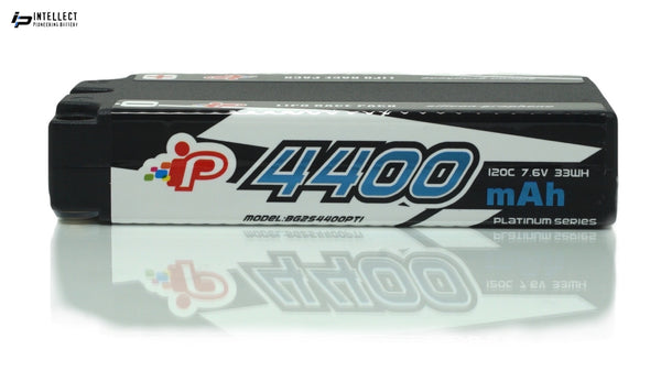 120C PT1 (2S) 4400mAh - Shorty LCG
