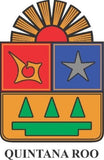 Quintana Roo Mexico. Coat Of Arms Decal Sticker Full Color/Weather Proof.