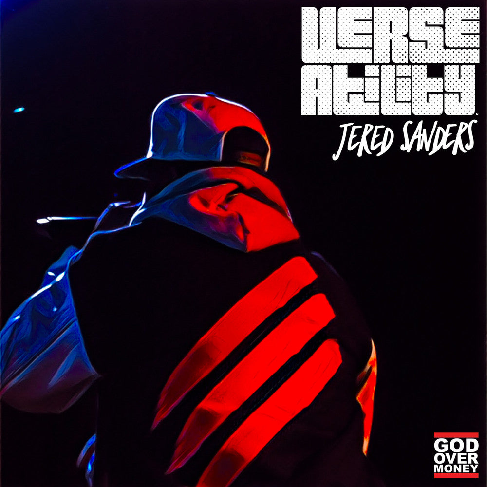 Jered Sanders set to Release VERSEatility Mixtape Friday 5/12