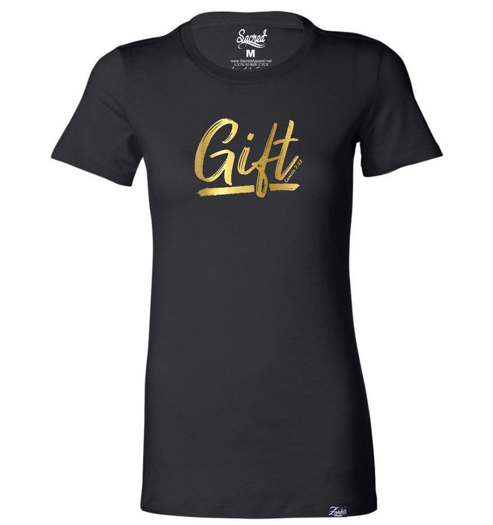 Gift 2.0  [Black] - Sacred Apparel