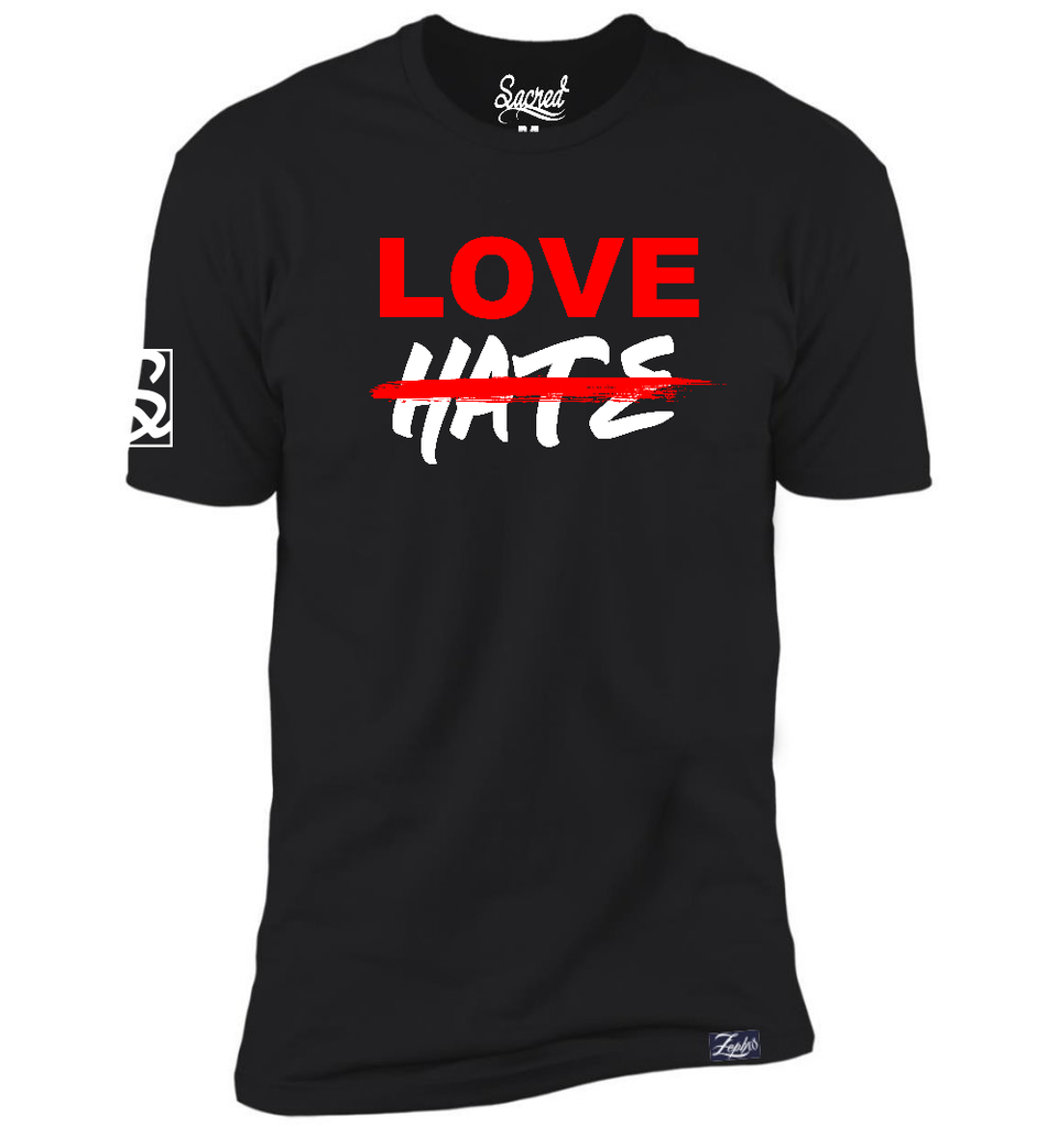 Love Over Hate [Black]