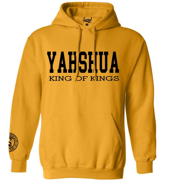 Yahshua King of Kings [Gold]