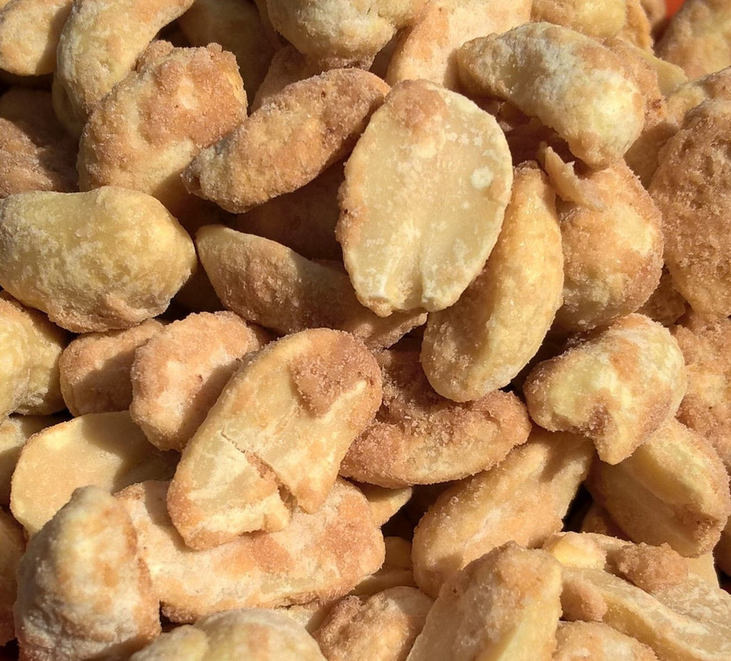 We're going NUTS for our HOT NUTS!