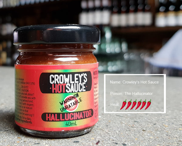 Extreme Chilli Extract - Hallucinator - The Chilli Effect
